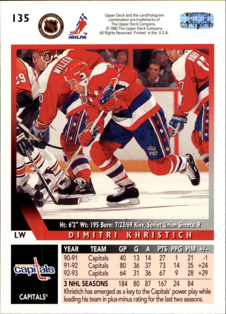 1993-94-Upper-Deck-Hk-039-s-1-250-Rookies-You-Pick-Buy-10-cards-FREE-SHIP thumbnail 101