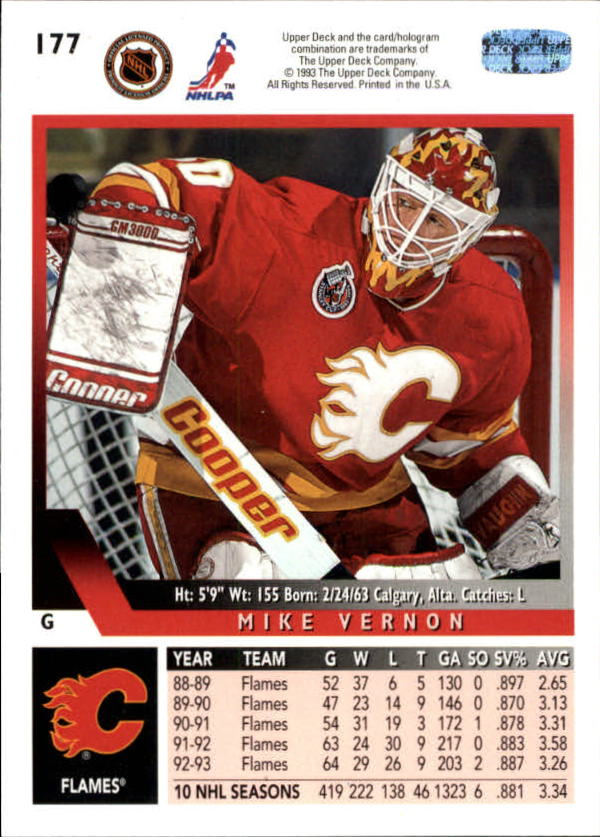 1993-94-Upper-Deck-Hk-039-s-1-250-Rookies-You-Pick-Buy-10-cards-FREE-SHIP thumbnail 143