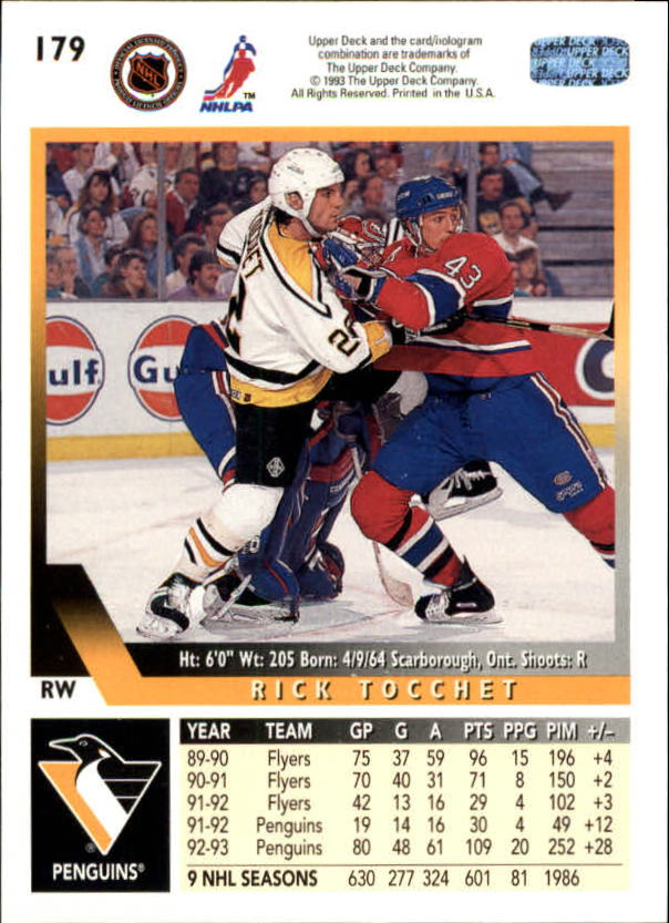 1993-94-Upper-Deck-Hk-039-s-1-250-Rookies-You-Pick-Buy-10-cards-FREE-SHIP thumbnail 145