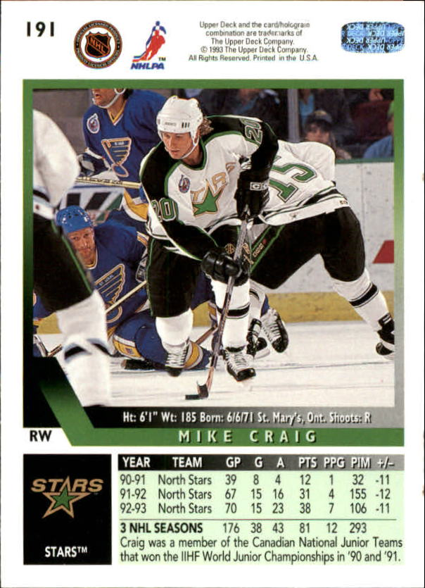 1993-94-Upper-Deck-Hk-039-s-1-250-Rookies-You-Pick-Buy-10-cards-FREE-SHIP thumbnail 161