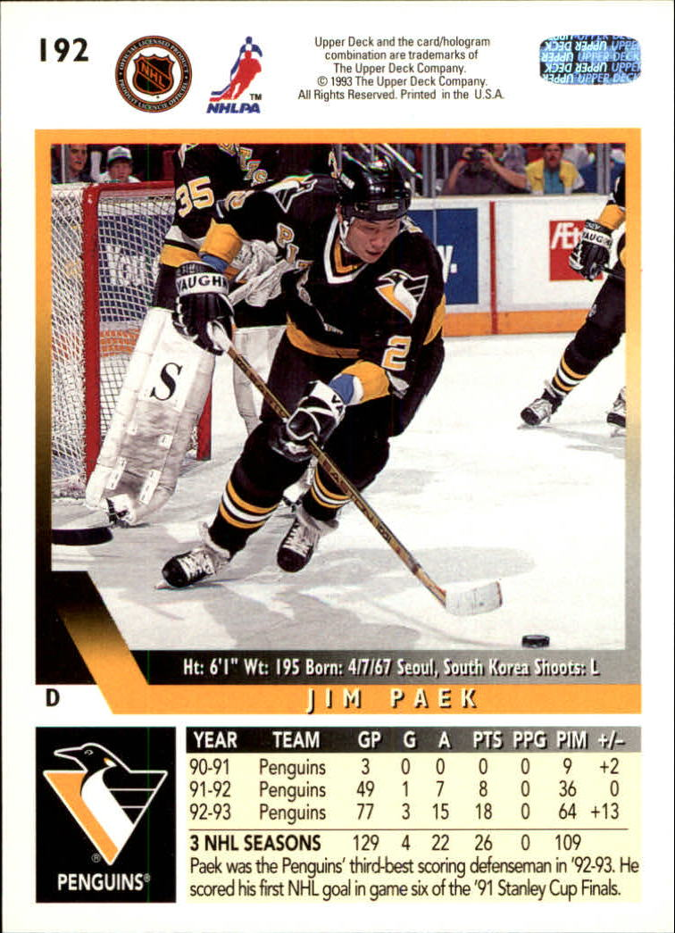 1993-94-Upper-Deck-Hk-039-s-1-250-Rookies-You-Pick-Buy-10-cards-FREE-SHIP thumbnail 163