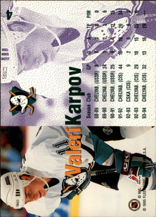 1994-95-Fleer-Hockey-s-1-250-Rookies-You-Pick-Buy-10-cards-FREE-SHIP thumbnail 5