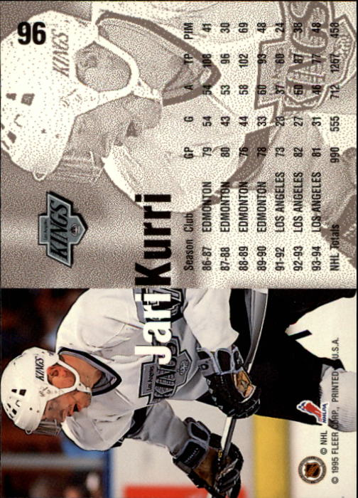1994-95-Fleer-Hockey-s-1-250-Rookies-You-Pick-Buy-10-cards-FREE-SHIP thumbnail 127