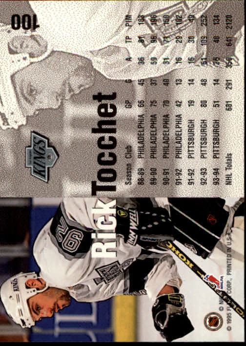1994-95-Fleer-Hockey-s-1-250-Rookies-You-Pick-Buy-10-cards-FREE-SHIP thumbnail 131