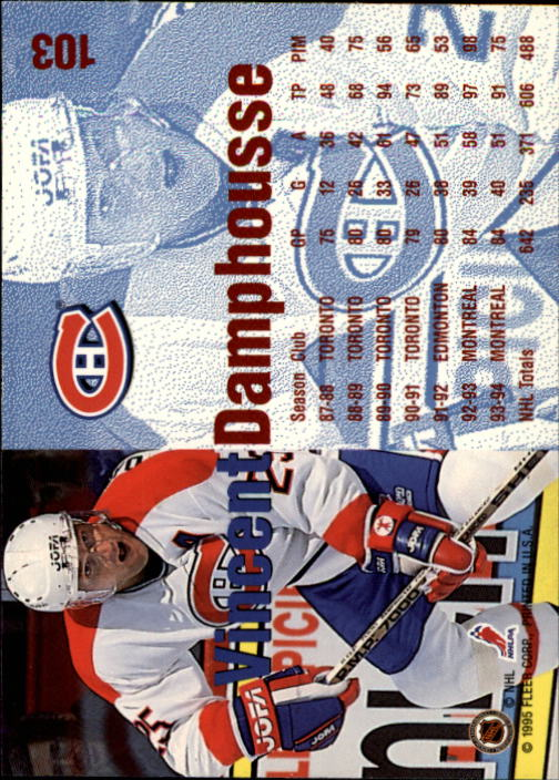 1994-95-Fleer-Hockey-s-1-250-Rookies-You-Pick-Buy-10-cards-FREE-SHIP thumbnail 135