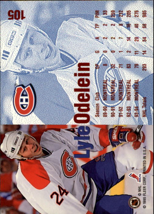 1994-95-Fleer-Hockey-s-1-250-Rookies-You-Pick-Buy-10-cards-FREE-SHIP thumbnail 137