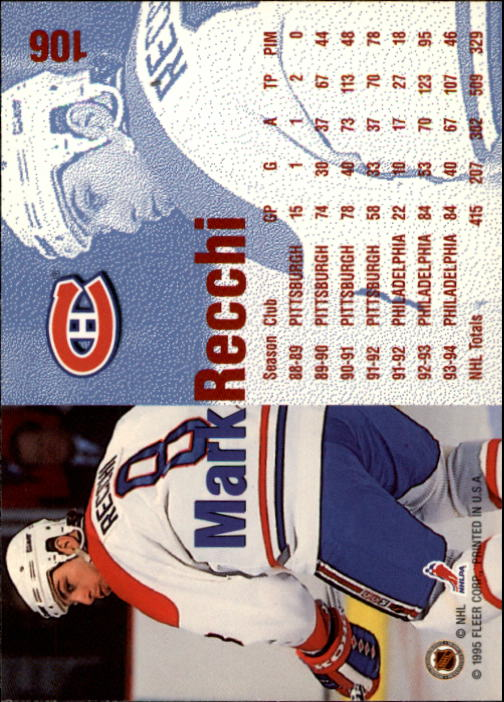 1994-95-Fleer-Hockey-s-1-250-Rookies-You-Pick-Buy-10-cards-FREE-SHIP thumbnail 139