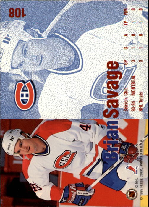 1994-95-Fleer-Hockey-s-1-250-Rookies-You-Pick-Buy-10-cards-FREE-SHIP thumbnail 141