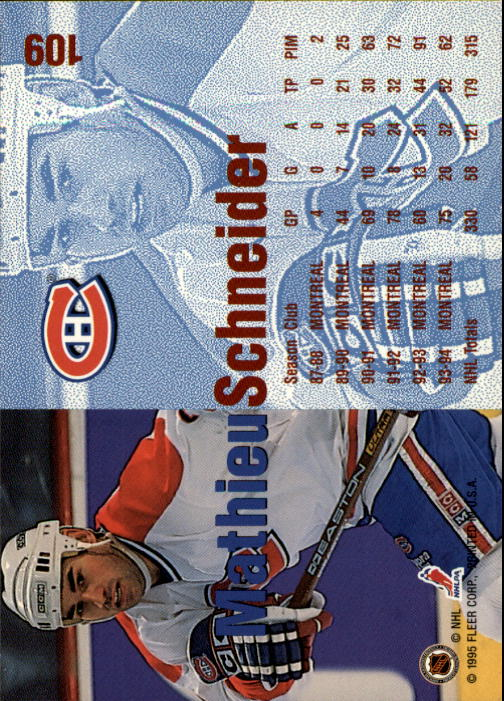 1994-95-Fleer-Hockey-s-1-250-Rookies-You-Pick-Buy-10-cards-FREE-SHIP thumbnail 143
