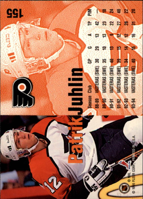 1994-95-Fleer-Hockey-s-1-250-Rookies-You-Pick-Buy-10-cards-FREE-SHIP thumbnail 209
