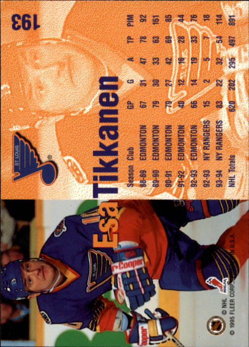 1994-95-Fleer-Hockey-s-1-250-Rookies-You-Pick-Buy-10-cards-FREE-SHIP thumbnail 263