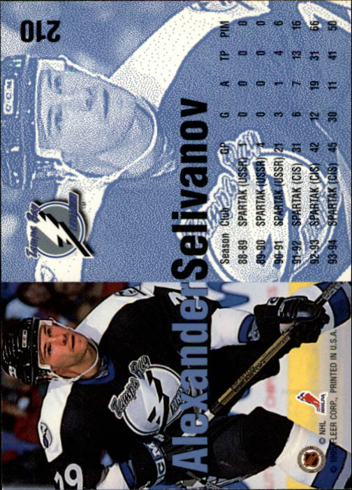 1994-95-Fleer-Hockey-s-1-250-Rookies-You-Pick-Buy-10-cards-FREE-SHIP thumbnail 289
