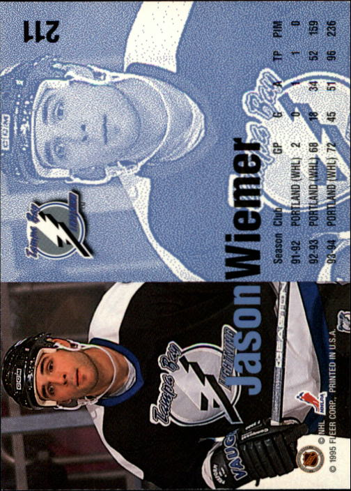 1994-95-Fleer-Hockey-s-1-250-Rookies-You-Pick-Buy-10-cards-FREE-SHIP thumbnail 291
