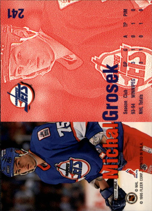 1994-95-Fleer-Hockey-s-1-250-Rookies-You-Pick-Buy-10-cards-FREE-SHIP thumbnail 335