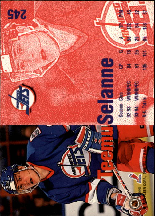 1994-95-Fleer-Hockey-s-1-250-Rookies-You-Pick-Buy-10-cards-FREE-SHIP thumbnail 339