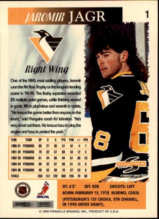 1995-96-Score-Hockey-Card-s-1-250-Rookies-A1270-You-Pick-10-FREE-SHIP thumbnail 3