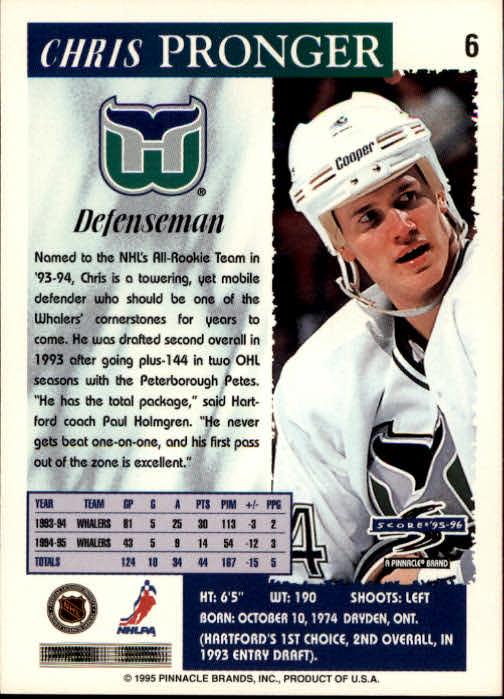 1995-96-Score-Hockey-Card-s-1-250-Rookies-A1270-You-Pick-10-FREE-SHIP thumbnail 13