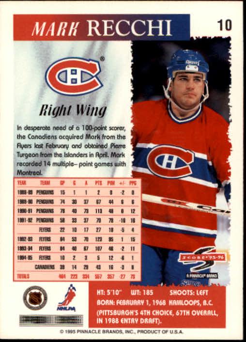 1995-96-Score-Hockey-Card-s-1-250-Rookies-A1270-You-Pick-10-FREE-SHIP thumbnail 21