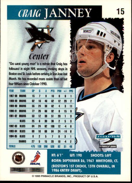 1995-96-Score-Hockey-Card-s-1-250-Rookies-A1270-You-Pick-10-FREE-SHIP thumbnail 31