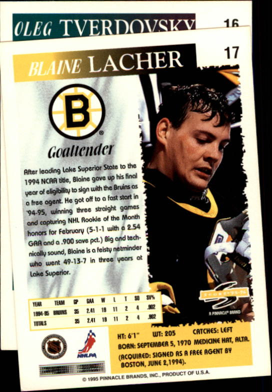 1995-96-Score-Hockey-Card-s-1-250-Rookies-A1270-You-Pick-10-FREE-SHIP thumbnail 33