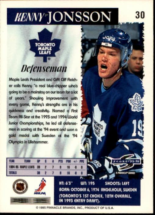 1995-96-Score-Hockey-Card-s-1-250-Rookies-A1270-You-Pick-10-FREE-SHIP thumbnail 59