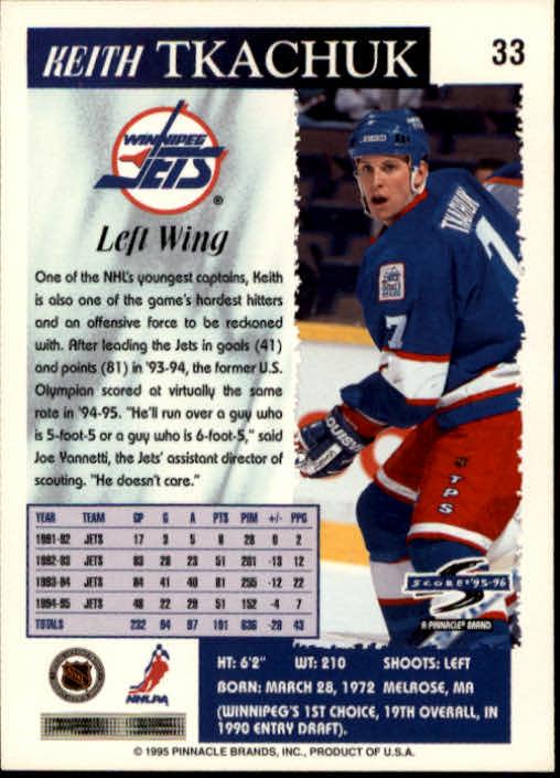 1995-96-Score-Hockey-Card-s-1-250-Rookies-A1270-You-Pick-10-FREE-SHIP thumbnail 65