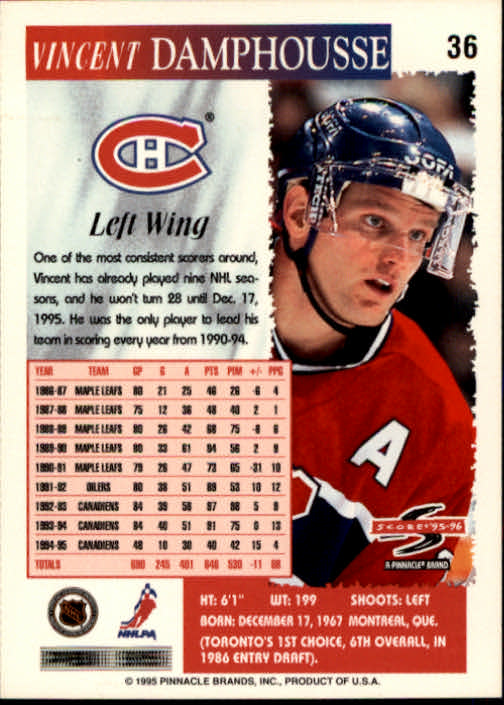 1995-96-Score-Hockey-Card-s-1-250-Rookies-A1270-You-Pick-10-FREE-SHIP thumbnail 71
