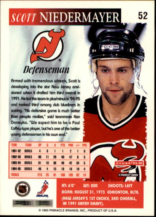 1995-96-Score-Hockey-Card-s-1-250-Rookies-A1270-You-Pick-10-FREE-SHIP thumbnail 103