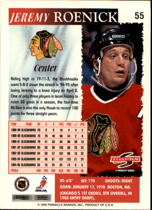 1995-96-Score-Hockey-Card-s-1-250-Rookies-A1270-You-Pick-10-FREE-SHIP thumbnail 109
