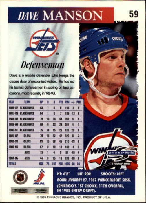 1995-96-Score-Hockey-Card-s-1-250-Rookies-A1270-You-Pick-10-FREE-SHIP thumbnail 115