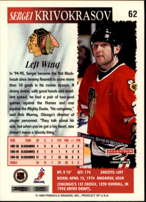 1995-96-Score-Hockey-Card-s-1-250-Rookies-A1270-You-Pick-10-FREE-SHIP thumbnail 121