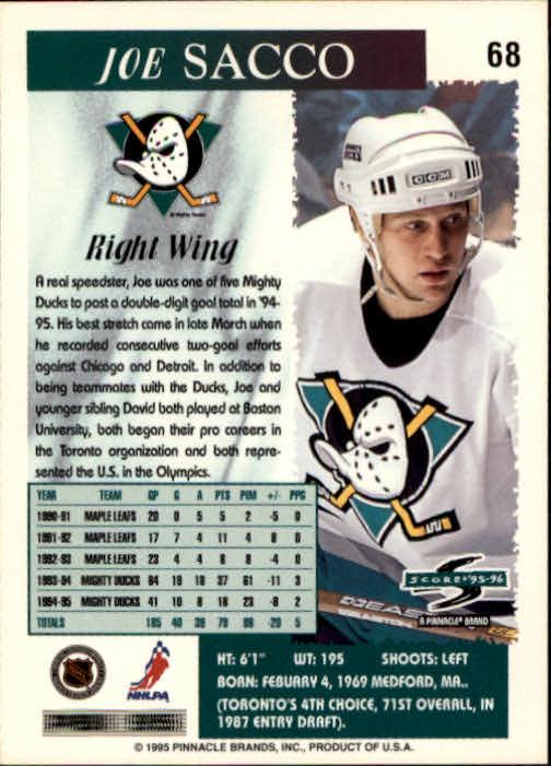 1995-96-Score-Hockey-Card-s-1-250-Rookies-A1270-You-Pick-10-FREE-SHIP thumbnail 131