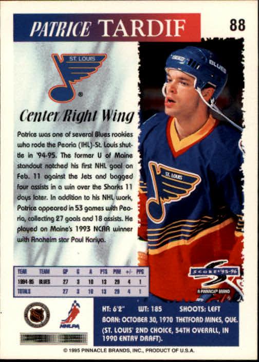1995-96-Score-Hockey-Card-s-1-250-Rookies-A1270-You-Pick-10-FREE-SHIP thumbnail 169