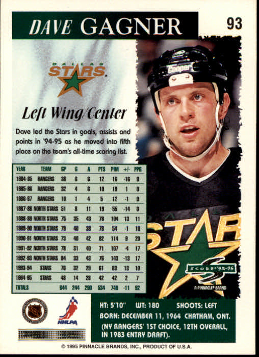 1995-96-Score-Hockey-Card-s-1-250-Rookies-A1270-You-Pick-10-FREE-SHIP thumbnail 179
