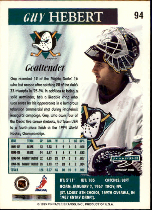 1995-96-Score-Hockey-Card-s-1-250-Rookies-A1270-You-Pick-10-FREE-SHIP thumbnail 181