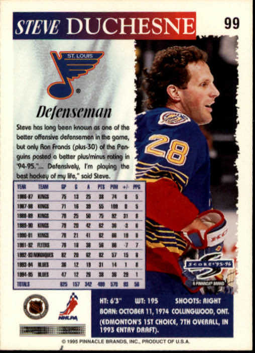 1995-96-Score-Hockey-Card-s-1-250-Rookies-A1270-You-Pick-10-FREE-SHIP thumbnail 191