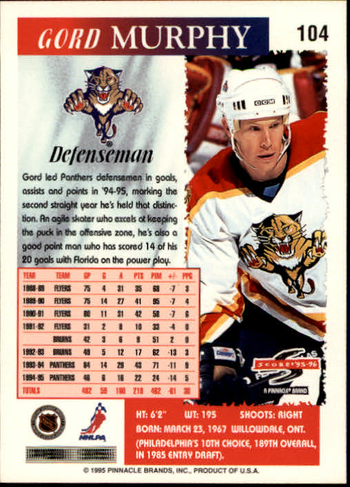 1995-96-Score-Hockey-Card-s-1-250-Rookies-A1270-You-Pick-10-FREE-SHIP thumbnail 201