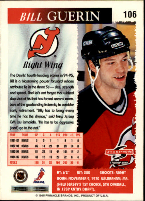 1995-96-Score-Hockey-Card-s-1-250-Rookies-A1270-You-Pick-10-FREE-SHIP thumbnail 205