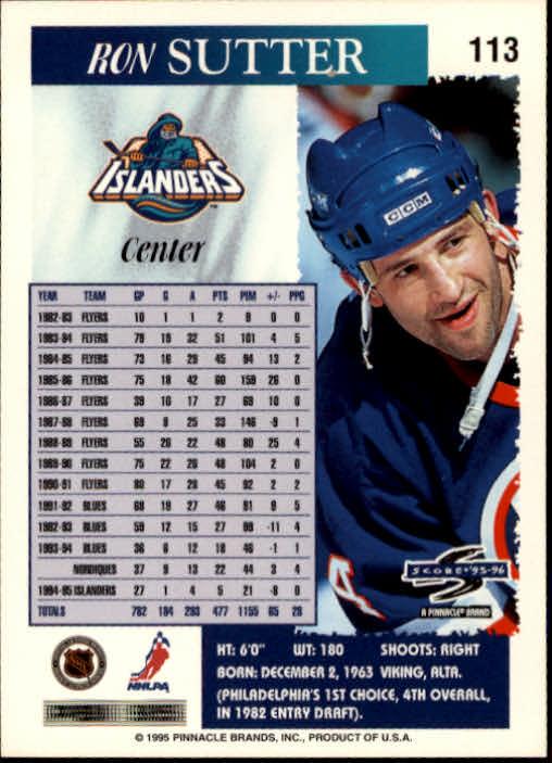 1995-96-Score-Hockey-Card-s-1-250-Rookies-A1270-You-Pick-10-FREE-SHIP thumbnail 219