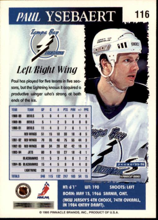 1995-96-Score-Hockey-Card-s-1-250-Rookies-A1270-You-Pick-10-FREE-SHIP thumbnail 225