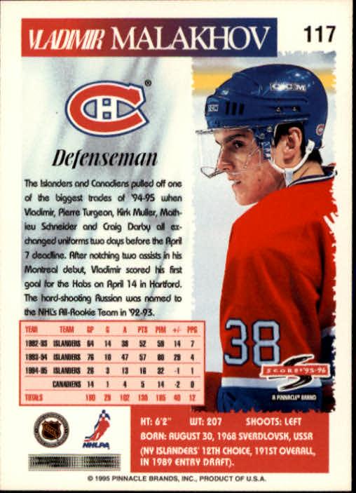 1995-96-Score-Hockey-Card-s-1-250-Rookies-A1270-You-Pick-10-FREE-SHIP thumbnail 227