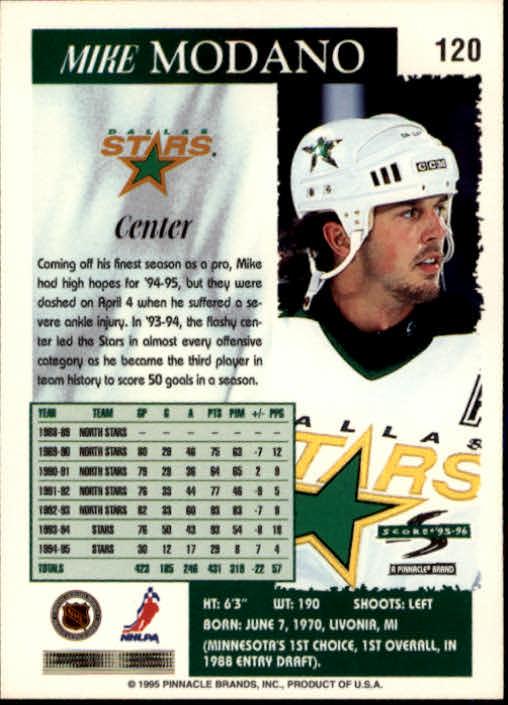 1995-96-Score-Hockey-Card-s-1-250-Rookies-A1270-You-Pick-10-FREE-SHIP thumbnail 233