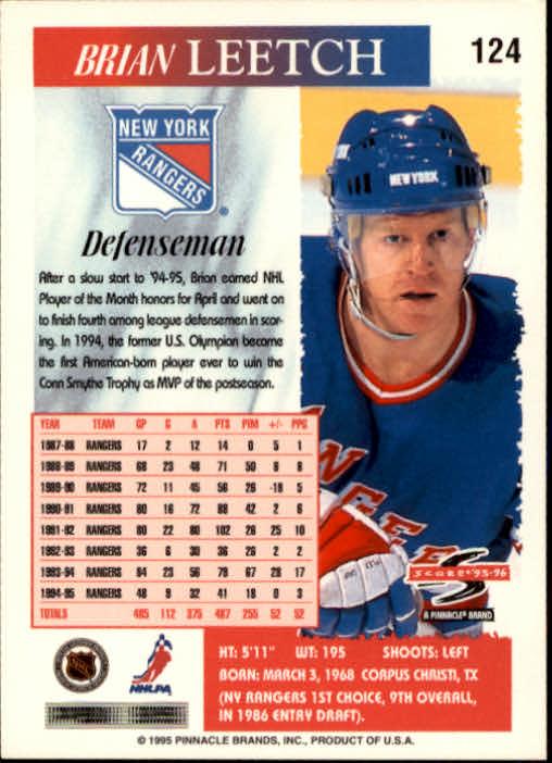 1995-96-Score-Hockey-Card-s-1-250-Rookies-A1270-You-Pick-10-FREE-SHIP thumbnail 241