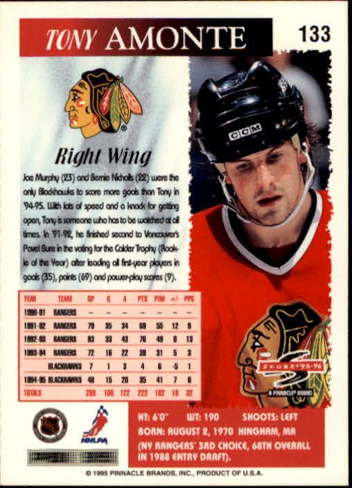 1995-96-Score-Hockey-Card-s-1-250-Rookies-A1270-You-Pick-10-FREE-SHIP thumbnail 259