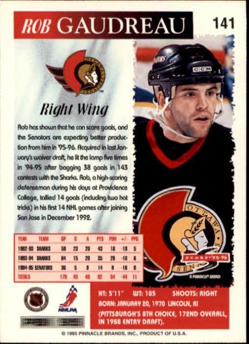 1995-96-Score-Hockey-Card-s-1-250-Rookies-A1270-You-Pick-10-FREE-SHIP thumbnail 275