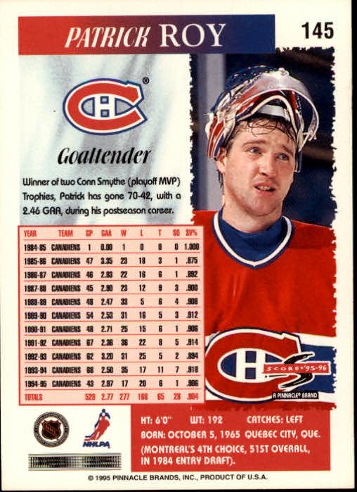 1995-96-Score-Hockey-Card-s-1-250-Rookies-A1270-You-Pick-10-FREE-SHIP thumbnail 283