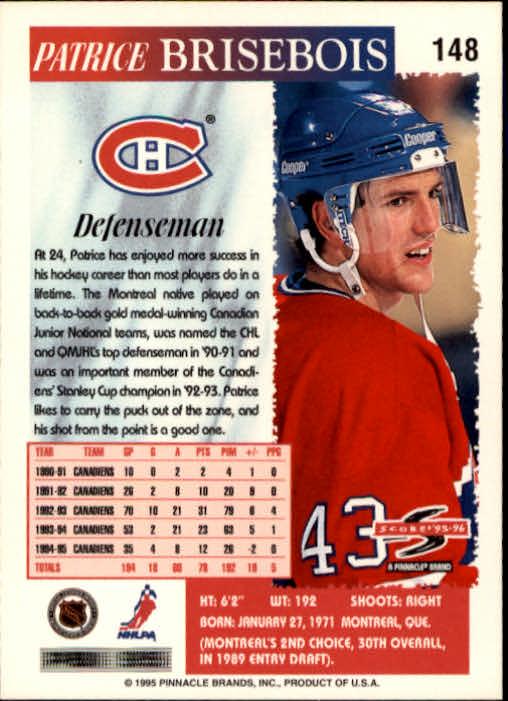 1995-96-Score-Hockey-Card-s-1-250-Rookies-A1270-You-Pick-10-FREE-SHIP thumbnail 289