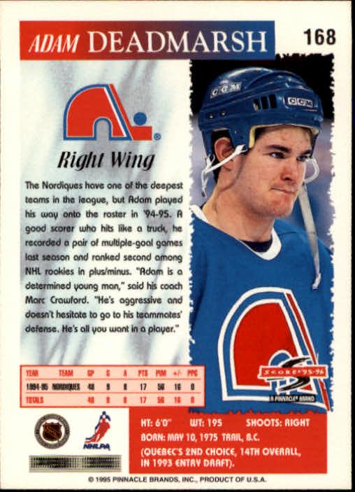 1995-96-Score-Hockey-Card-s-1-250-Rookies-A1270-You-Pick-10-FREE-SHIP thumbnail 329