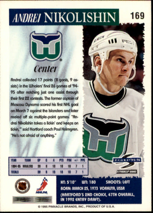1995-96-Score-Hockey-Card-s-1-250-Rookies-A1270-You-Pick-10-FREE-SHIP thumbnail 331