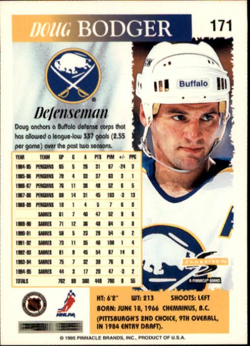 1995-96-Score-Hockey-Card-s-1-250-Rookies-A1270-You-Pick-10-FREE-SHIP thumbnail 335